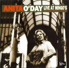 ANITA O'DAY Live at Mingo's album cover