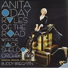 ANITA O'DAY Rules of the Road album cover