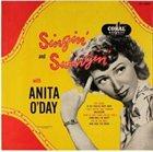ANITA O'DAY Singin' and Swingin' album cover