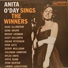 ANITA O'DAY Sings the Winners album cover