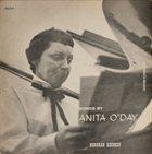 ANITA O'DAY Songs By Anita O'Day album cover