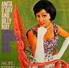 ANITA O'DAY Swing Rodgers and Hart album cover