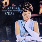 ANITA O'DAY Waiter, Make Mine Blues album cover
