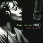 ANN BURTON 1980 - On The Sentimental Side album cover