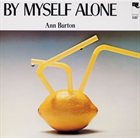 ANN BURTON By Myself Alone album cover