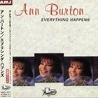 ANN BURTON Everything Happens album cover