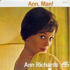 ANN RICHARDS Ann, Man! album cover