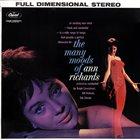 ANN RICHARDS The Many Moods of Ann Richards album cover