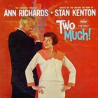 ANN RICHARDS Two Much album cover
