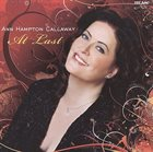 ANNE HAMPTON CALLAWAY At Last album cover