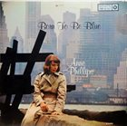 ANNE PHILLIPS Born To Be Blue album cover