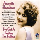 ANNETTE HANSHAW I've Got a Feeling I'm Falling album cover