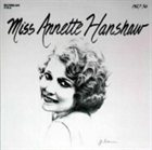 ANNETTE HANSHAW Miss Annette Hanshaw 1926-1936 album cover