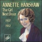 ANNETTE HANSHAW The Girl Next Door album cover
