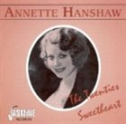ANNETTE HANSHAW The Twenties Sweetheart album cover