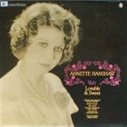 ANNETTE HANSHAW Vol 1 Lovable & Sweet album cover