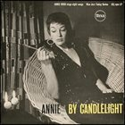 ANNIE ROSS Annie Ross With The Tony Crombie 4-Tet ‎: Annie By Candlelight album cover