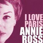 ANNIE ROSS I Love Paris album cover
