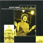 ANNIE ROSS Live In London album cover