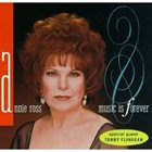 ANNIE ROSS Music Is Forever album cover