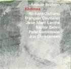 ANOUAR BRAHEM Khomsa album cover