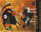 ANTHONY BRAXTON 19 Standards (Quartet) 2003 album cover