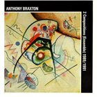 ANTHONY BRAXTON 2 Compositions (Ensemble) 1989/1991 album cover