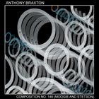 ANTHONY BRAXTON Composition No. 146 (Moogie and Stetson) album cover