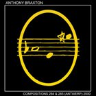 ANTHONY BRAXTON Tentet (Antwerp) 2000 Part 1 album cover