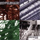 ANTHONY BRAXTON Compositions/Improvisations 2000 (with Scott Rosenberg) album cover