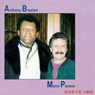 ANTHONY BRAXTON Duets (1993) (with Mario Pavone) album cover