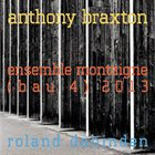 ANTHONY BRAXTON Ensemble Montaigne album cover