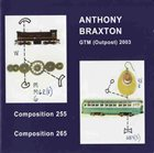 ANTHONY BRAXTON GTM (Outpost) 2003 album cover