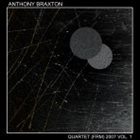 ANTHONY BRAXTON Quartet (FRM) 2007 Vol.1 album cover