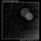 ANTHONY BRAXTON Quartet (FRM) 2007 Vol.2 album cover