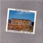 ANTHONY BRAXTON Seven Standards 1985, Volume II album cover