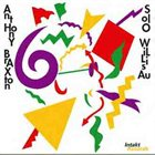 ANTHONY BRAXTON Solo Willisau album cover