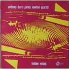ANTHONY DAVIS Hidden Voices album cover