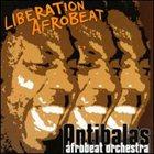 ANTIBALAS Liberation Afrobeat album cover