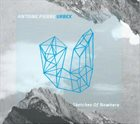 ANTOINE PIERRE URBEX Sketches Of Nowhere album cover