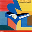 ANTONIO ADOLFO Carnaval Piano Blues album cover