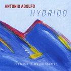 ANTONIO ADOLFO Hybrido: From Rio to Wayne Shorter album cover