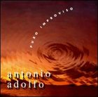 ANTONIO ADOLFO Puro Improviso album cover
