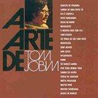ANTONIO CARLOS JOBIM A arte de Tom Jobim album cover