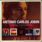 ANTONIO CARLOS JOBIM Original Album Series album cover