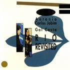 ANTONIO CARLOS JOBIM Rio Revisited album cover