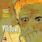 ANTONIO FARAÒ Takes on Pasolini album cover