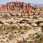 ARAM SHELTON Canyonlands album cover