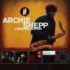 ARCHIE SHEPP 5 Original Albums album cover