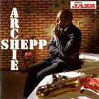 ARCHIE SHEPP Archie Shepp album cover